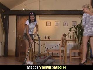 crazy  gilf  mother