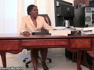 gilf  office  striptease