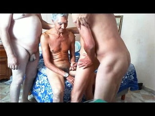 grandpa  orgy