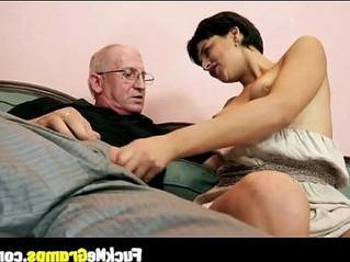 grandpa  old man  penis