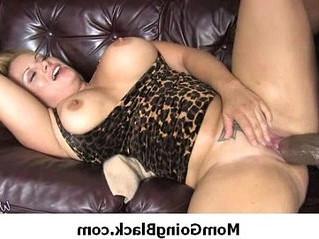 black  milf  mom