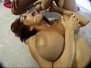 huge tits  milf  redhead