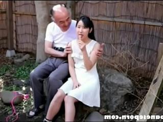 cum  first time  grandpa