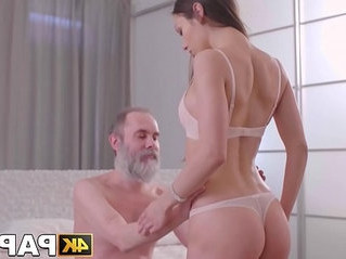 father  fuck  old and young