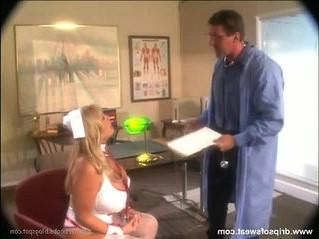 huge tits  nurse