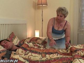 grandma  mother  sex