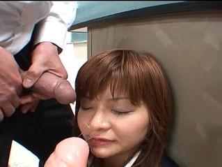 blowjob  bukkake  japanese