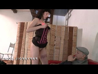 lingerie  old man  sexy