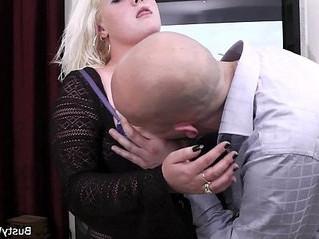 big tits  blonde  cute