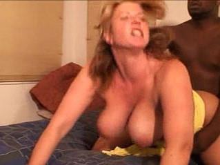 cum on tits  milf