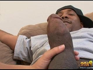 big cock  cum on tits