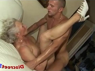 banged  gilf  grandma