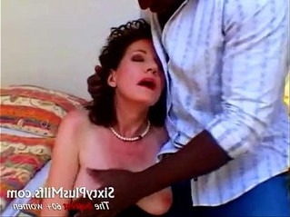 black   gilf   housewife