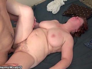 big tits  chubby  cougar