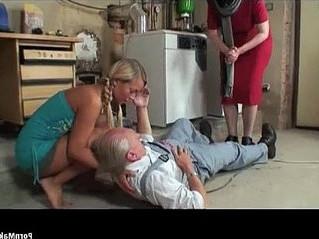 blonde  cock  gilf