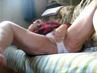camgirl  gilf  masturbation