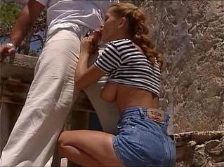 beach  fuck  natural tits