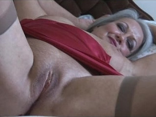 gilf   stockings   striptease