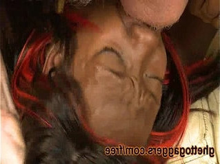 black woman  facesitting