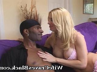 black  blonde  swingers