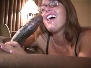 black cock  gagging  woman