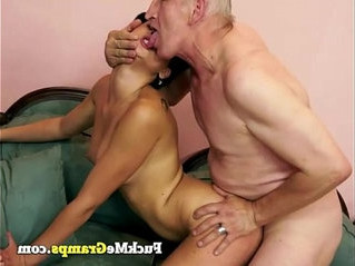 banged   horny   old and young