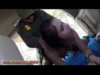 banged  natural tits  officer