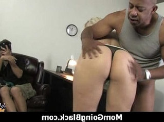 black  horny  milf