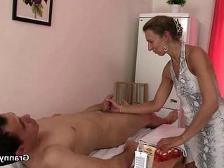 cock  gilf  massage