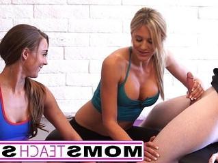 daughter  hardcore  mom