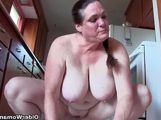big tits  gilf  grandma